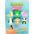 Animal Erasers Vending Capsules