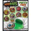 Madballs Putty Tins Vending Capsules