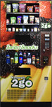 Naturals2Go Snack and Drink Vending Machine