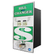 Rowe BC1600 Rear Load Bill-to-Coin Changer