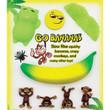 Crazy Bananas Mix Vending Capsules 1 inch