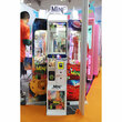 Cashless Mini Crane Claw Vending Machine