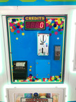 Electronic Toy Capsule Vending Machine