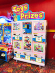 Electronic Toy Capsule Vending Machine
