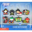 DC Comic Chibi Keychain Danglers Vending Capsules 2 inch