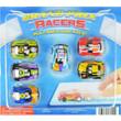 Pull Back Grand Prix Racecars Vending Capsules 2 inch