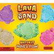 Lava Sand Vending Capsules 2 inch