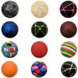 Assorted 45mm Super Bouncy Balls