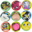 Assorted Mix Vending Capsules 4 inch