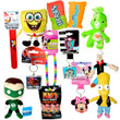 Assorted Licensed Toys Vending Capsules 4 inch
