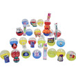 Assorted Mix 2 Vending Capsules 4 inch