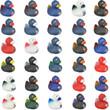MLB Rubber Ducks 2-inch Licensed 50 pcs