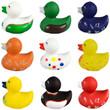 Tootsie Roll Rubber Ducks 2-inch Licensed 50 pcs
