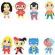 Jumbo DC Comic Super Friends 11 inch Plush Kit 48 ct