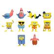 SpongeBob SquarePants Figurine Vending Capsules 2-inch