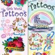 Girls World Vending Tattoos
