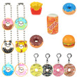 Donut Shop Toy Mix Vending Capsules 2 inch
