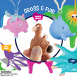 Gross Fun Toy Mix Vending Capsules 2 inch