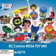 DC Comic Toys Super Mix Vending Capsules 2 inch
