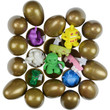 Gold Toy Mix Egg Capsules