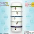 Glass Bead Bracelets Vending Capsules