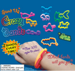 Crazy Bands 2 Vending Capsules