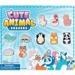 Cute Animal Erasers Vending Capsules 2-inch