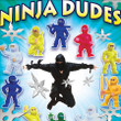 Ninja Dudes Vending Capsules 1-inch