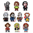 Krypto Villian Stickers