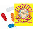 Baby Face Pacifier Candy