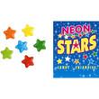 Neon Stars Bulk Candy