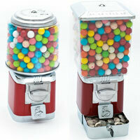 Tabletop Gumball Machines