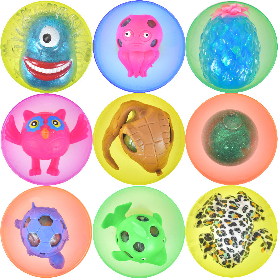 4-inch Toy Capsules