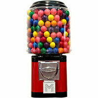 Barrel Gumball Vending Machines
