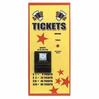 Ticket Dispenser Machine