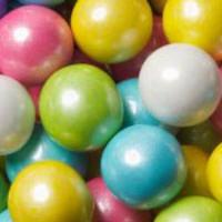 Pastel Colored Gumballs