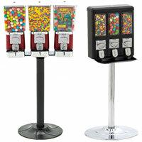 Triple Head Candy Machine