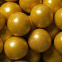 Gold Gumballs