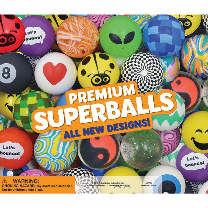 32mm Bouncy Balls