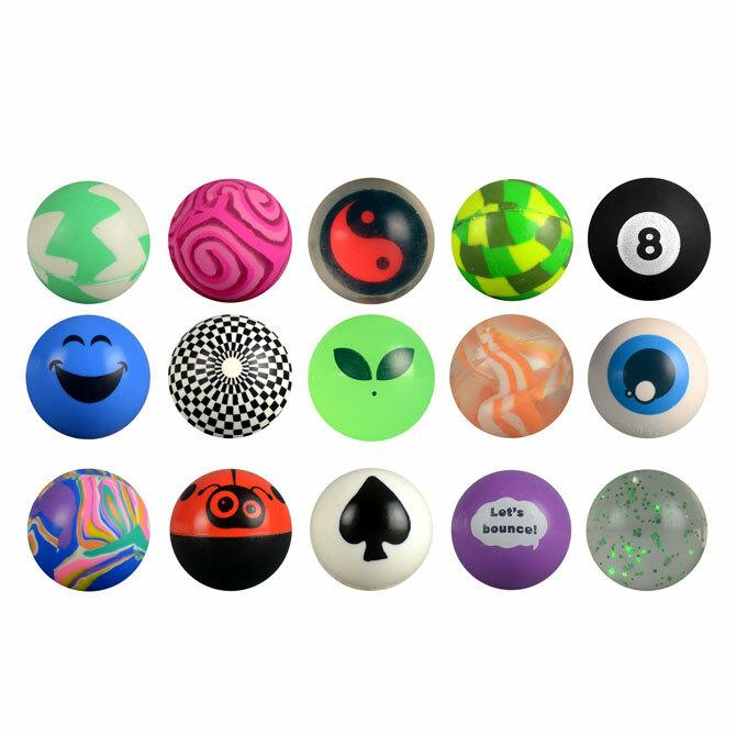 27mm Bouncy Balls