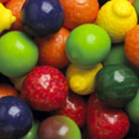 Fruit Shapes Candy