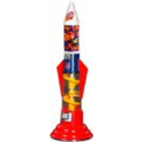 Spiral Rocket Gumball Machine