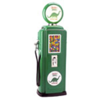 Gas Pump Gumball Machines