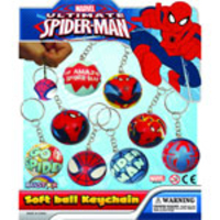 Licensed 2 Inch Toy Vending Capsules