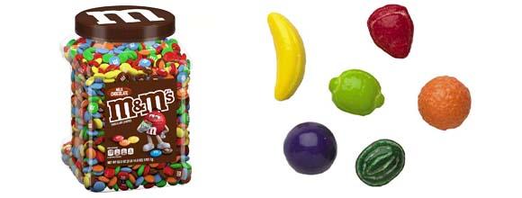 Vending Machine Candy