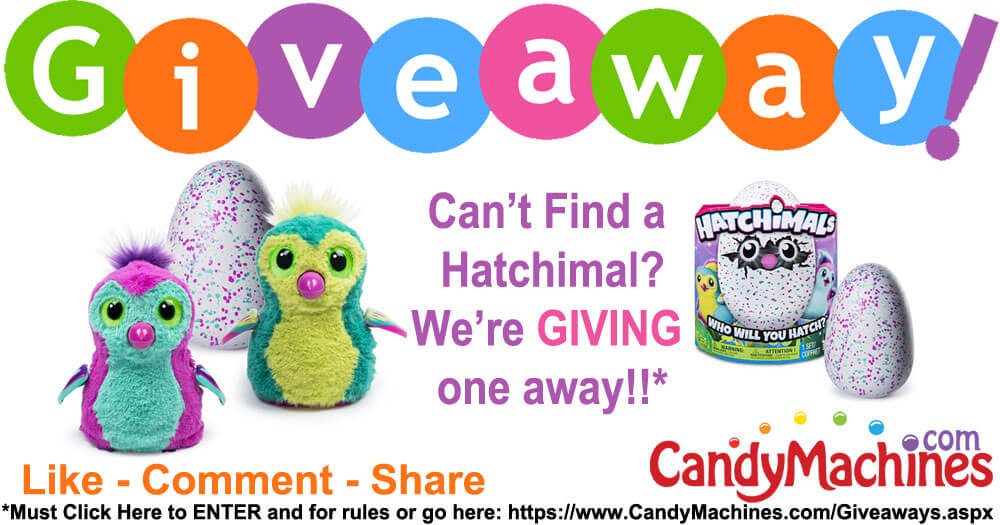 CandyMachines.com Giveaways!