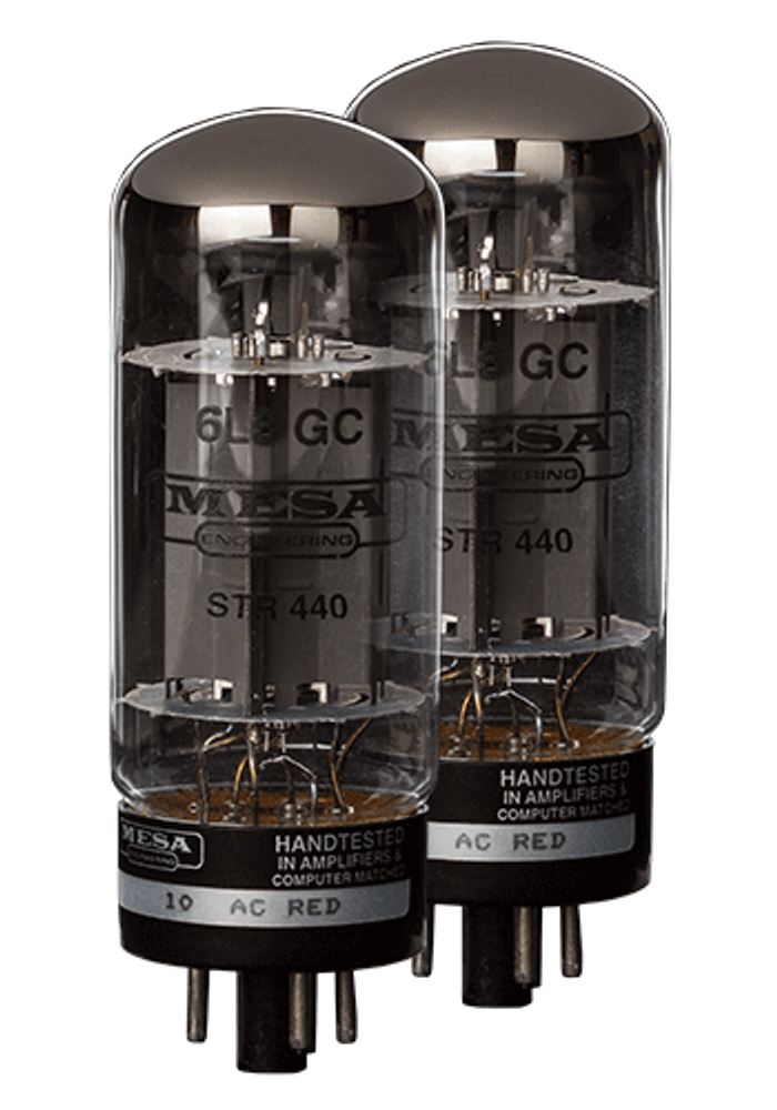Power Tubes - 6L6 STR 440 - Matched Pair