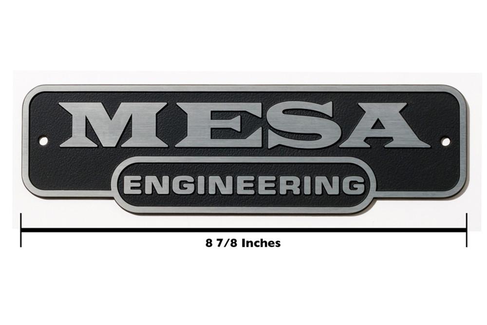 "Logo Panel - Mesa Engineering - 8 7/8"""