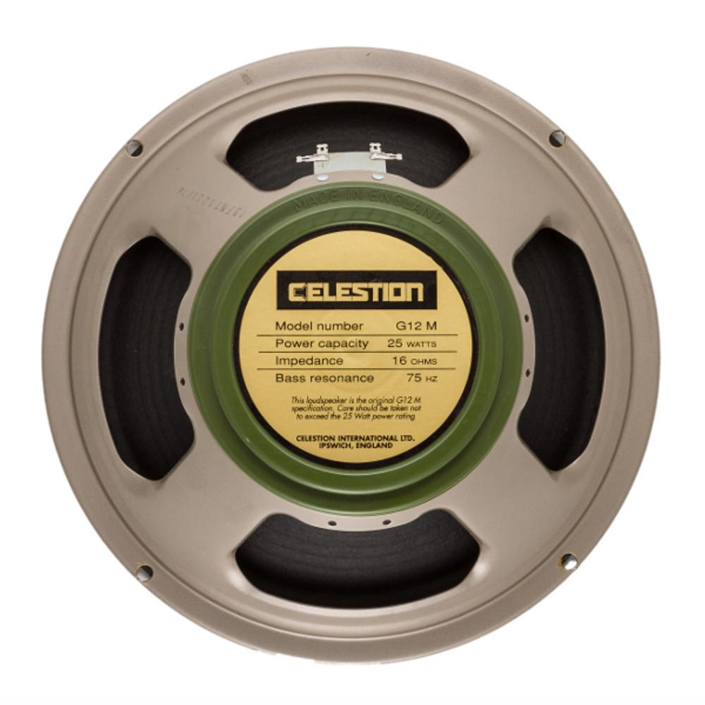 """Speaker - 12"""" Celestion Reissue 25 - UK Made - 16 ohm"""