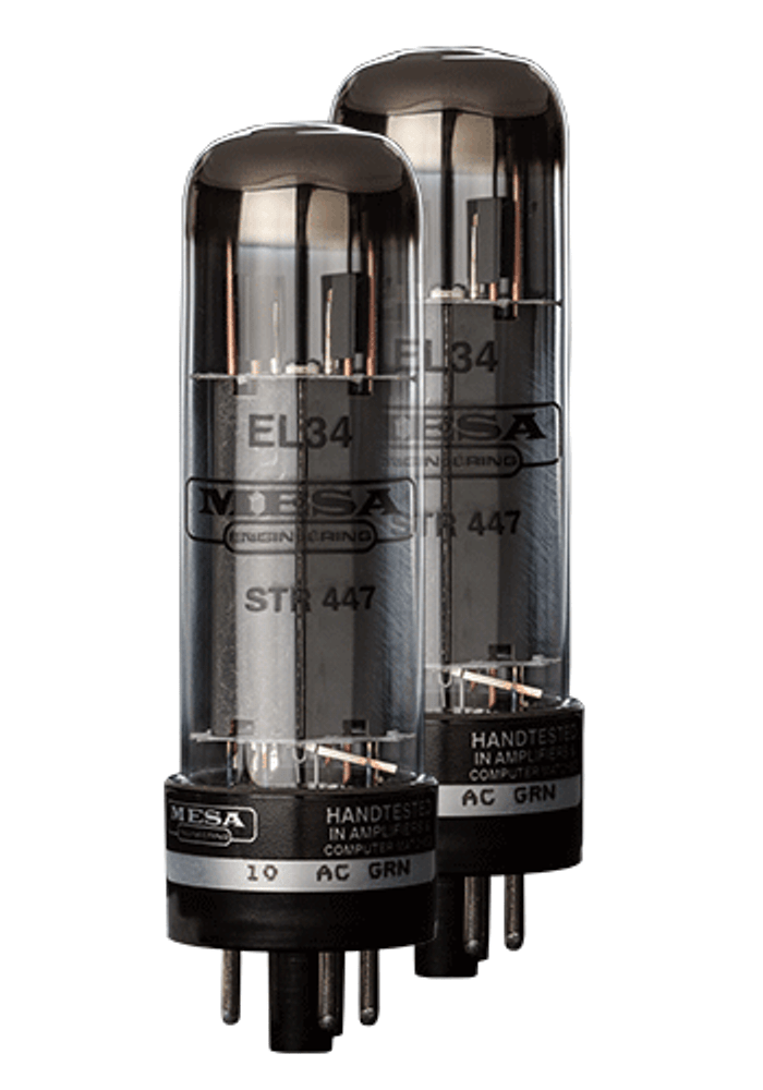 Power Tubes - EL34 STR 447 - Matched Pair